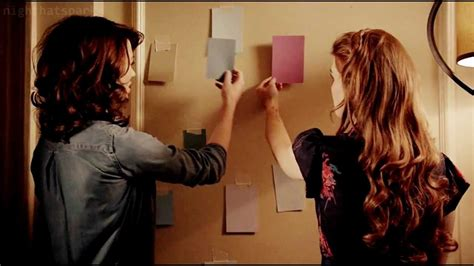 lydia x allison   'what's a soulmate?' - YouTube