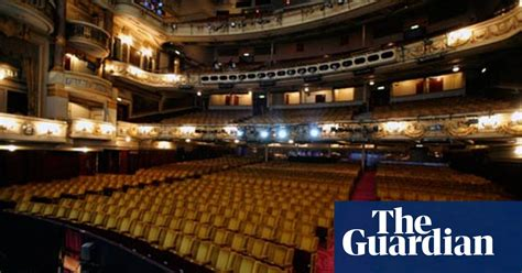 The magical lure of an empty theatre   Theatre   The Guardian