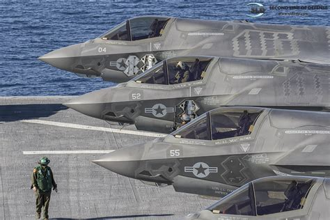 The Next Phase for the F-35B: Empowering the Sea-Base