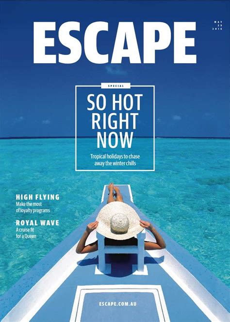 """Jana Frawley: Escape is the """"Tinder for Travellers"""