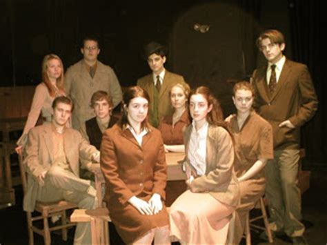 Joanna's Costume Designs: The Diary of Anne Frank